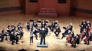19.05.2018, ММДМ.  А.Хачатурян – «Танец с саблями»