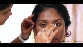 Sangeeth Look Makeup | Asmitha Makeover Artistry