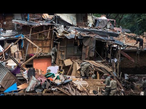 Indonesia refurbishes homes in slum areas of Jakarta