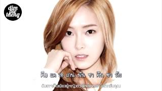 [Karaoke/Thaisub] That One Person, You - Jessica (SNSD)