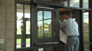 Framing/Rough-in Inspection Provisions - Vestibule