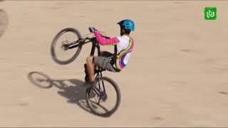 الرياضة في فلسطين - رياضة الدراجات الهوائية