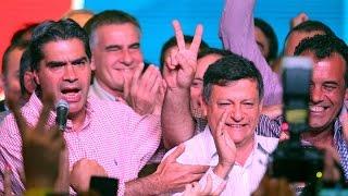 El Frente Para La Victoria Ganó La Gobernación De Chaco Y Capitanich La Intendencia De Resistencia