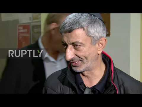 Russia: Security guard shot outside Moscow Choral Synagogue