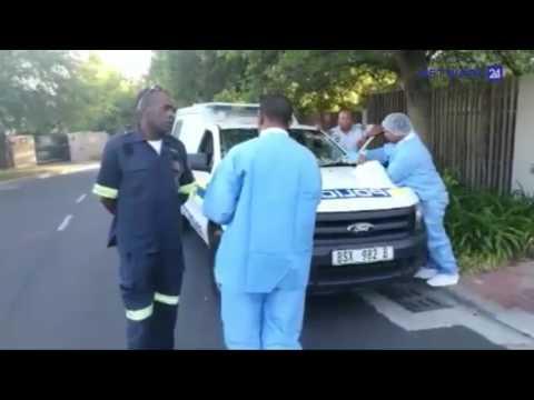 Stellenbosch-moord: Só woeker polisie by die toneel