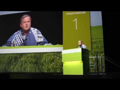 Mit Deutschen Untertiteln! - Gary Hooser spricht auf der Syngenta Aktionaersvers, 2015 in Basel, CH