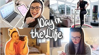 Day in the life of a Primary Teacher | Preparing for Online Teaching (Productive)