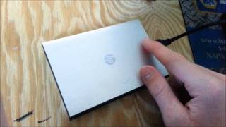 Hp Portable Hard Drive Review