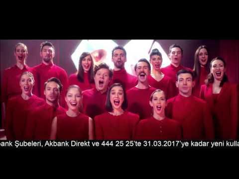 Akbank Kalbinin Sesini Dinle 1. Reklamı [15 Dakika Kesintisiz]
