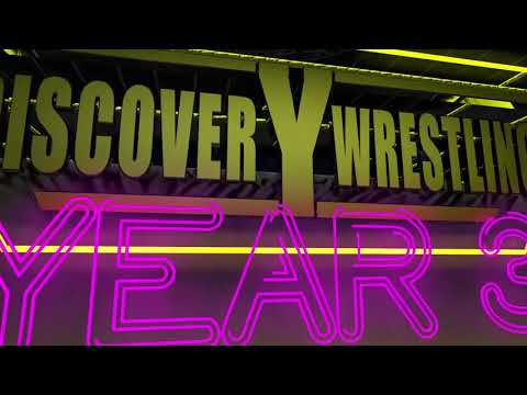 Discovery Wrestling.....Year 3 FULL SHOW