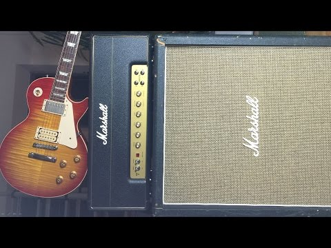 Marshall 1987X - Even better than the real thing?