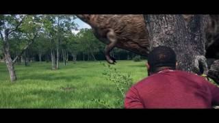 Jurassic Tom Bass Park (Filmed on Iphone 6 Plus)