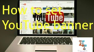 How to set YouTube banner in Hindi