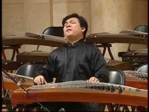Guzheng - Fishermen's Song at Eventide 渔舟唱晚