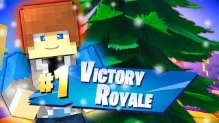 Minecraft CHRISTMAS Battle Royale!