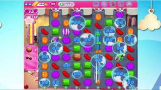 Candy Crush Saga level 525