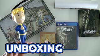 Fallout 4 Nuke Pack Edition Unboxing EB Games Exclusive