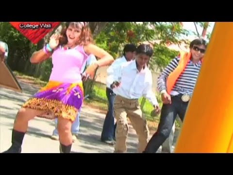 Muchki Hansi Tus Tuisa College Wali - Bengali Hit Video Song Paritosh