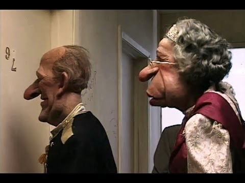Spitting Image: Royal Family lose fortune in recession & move to council flat