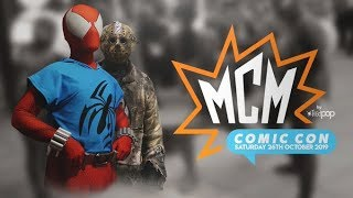 MCM London Comic-Con October 2019 Highlights