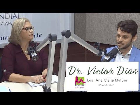 Entrevista Com Victor Dias - Programa Homeopatia, Corpo, Mente E Espírito