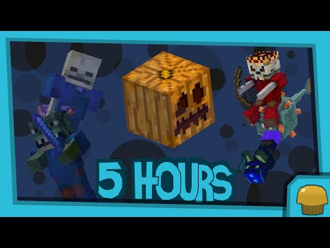 Fishing, But I Let Everything I Caught Live For Spooky Event - Hypixel Skyblock