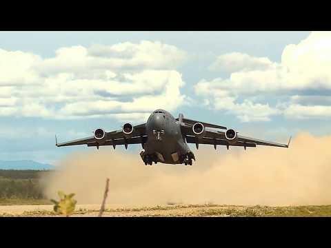 Prime North - 317th Airlift Squadron train in Alaska