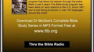 McGee Q&A - Philipians 1:21 To Live is Christ to Die is Gain