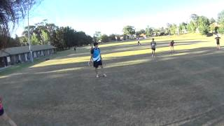 Park Touch Footy Aussie Sydney Koreans Unphit