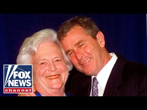 George W. Bush: Mom was 'needling' me til the end.