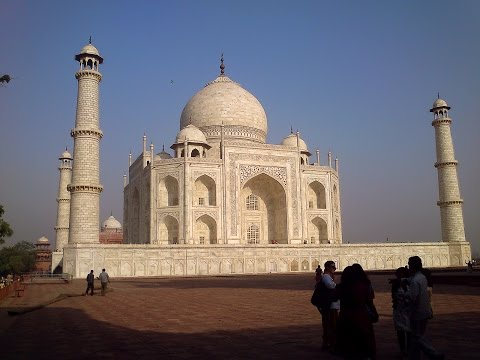 Taj Mahal Complex Walkaround - Travel to India - Agra Special