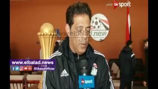 هاني رمزي: قائمة منتخب المحليين تضم 30 لاعبا لبطولة المغرب