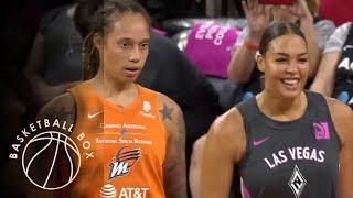 [WNBA] Phoenix Mercury vs Las Vegas Aces, Full Game Highlights, August 20, 2019