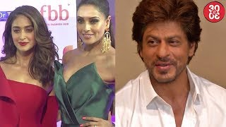 Video Stars Grace 'Femina Miss India 2017' Awards | Shahrukh Khan On Completing 25 Years In Bollywood download MP3, 3GP, MP4, WEBM, AVI, FLV Oktober 2017
