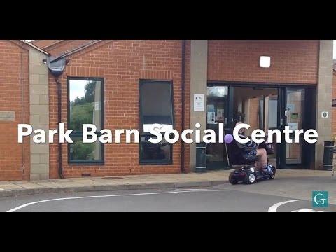 Park Barn Social Centre In Guildford Youtube