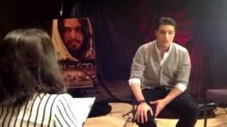 Interview with Son Of God actor Diogo Morgado Thumbnail
