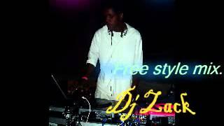 Kenya Dj Zack mix(Hip Hop)