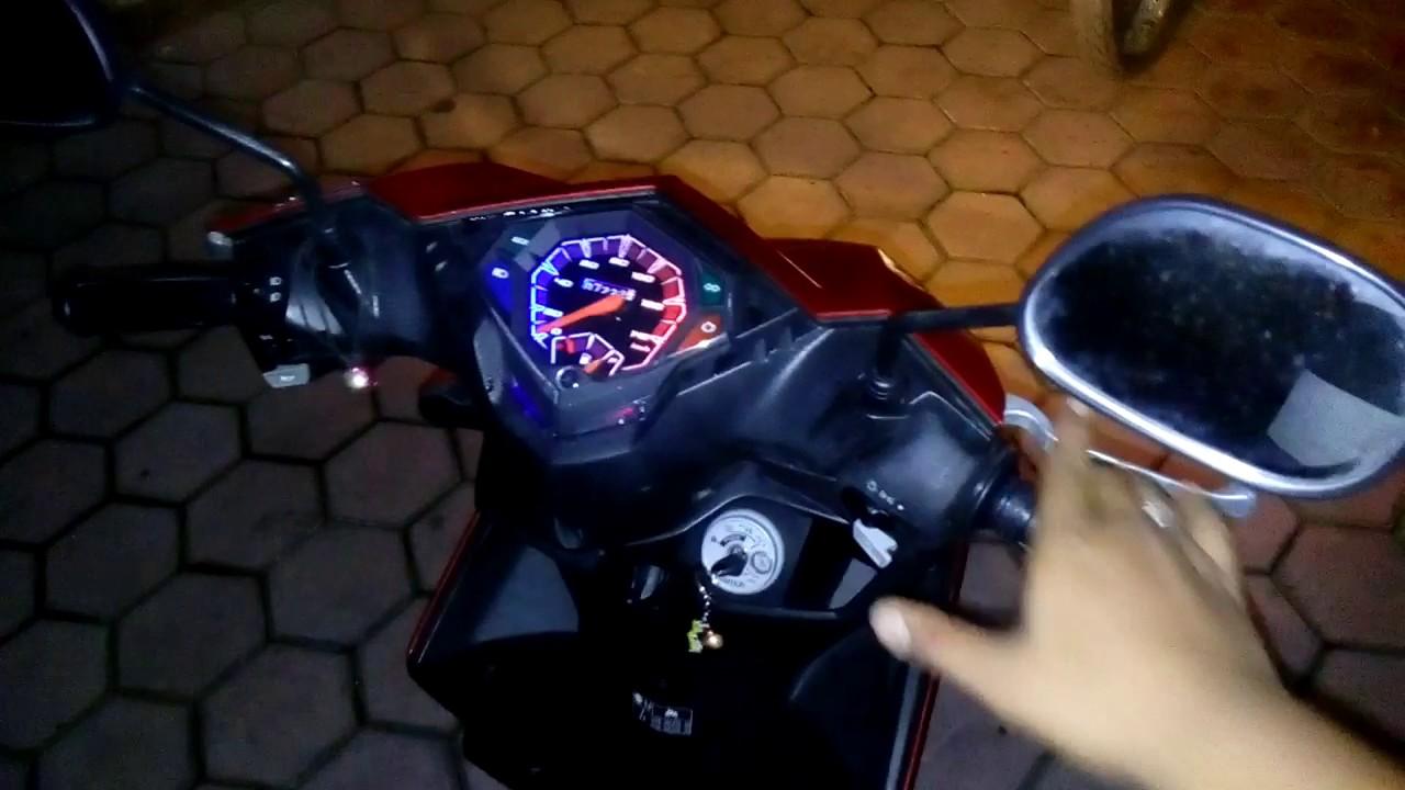 85 Modifikasi Lampu Motor Mio M3 Terbaru Kujang Motor