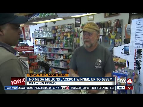 Mega Million jackpot grows