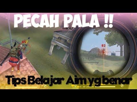 Headshot! Tips Belajar Aim Yang Baik dan Benar Garena Free Fire Indonesia HD - 동영상