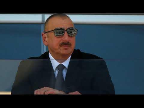News Update Azerbaijan 'operated secret $3bn secret slush fund' 05/09/17
