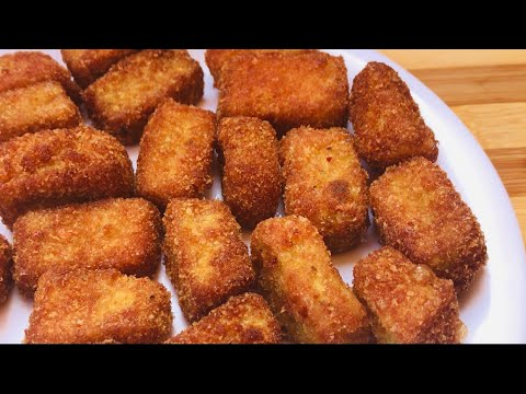 Crunchy Egg Fingers | Easy Egg Starter | Quick and Easy Snacks Recipe #piyaskitchen
