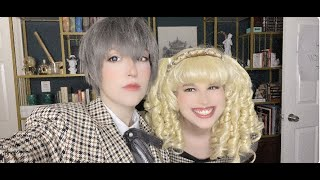 LIVE: Newly Wed Game with Lizzy & Ciel   Black Butler Livestream