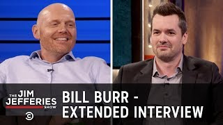 Bill Burr - Maintaining a Healthy Level of Awareness - The Jim Jefferies Show thumbnail