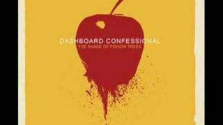 Dashboard Confessional~Where theres gold