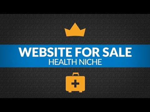 Website For Sale – $6.2K / Month in Health Niche, Amazon FBA Business