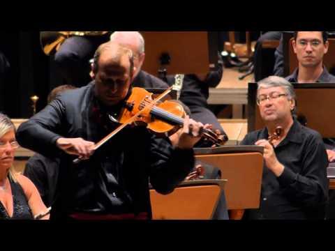 Nicolas Koeckert - Sibelius - Violin Concerto-  Mov 1 - Orquestra Sinfônica de Campinas