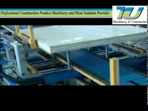 Ceramic Tile Plant Machinery Automatic Production Line