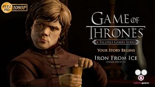Game of Thrones Juego de Tronos Temporada 1 Episodio 1 Gameplay Español (telltale games)