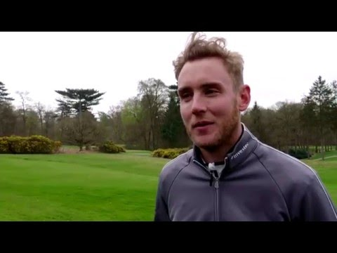 Ben Stokes, Joe Root, and Stuart Broad undertake longest drive challenge with Paul McGinley